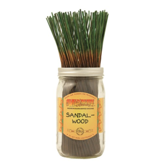 WILDBERRY- SANDALWOOD INCENSE STICK