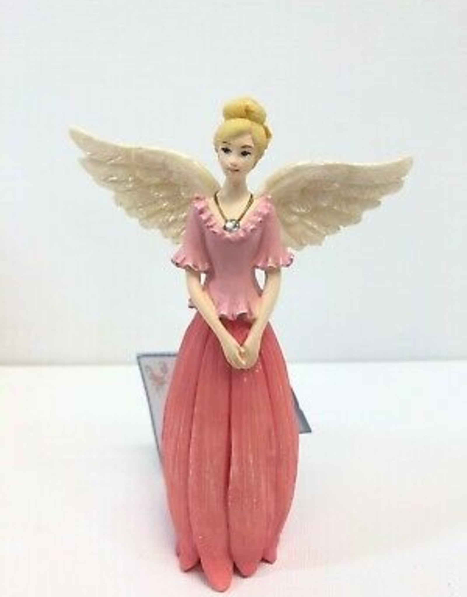 APRIL ANGEL FIGURINE