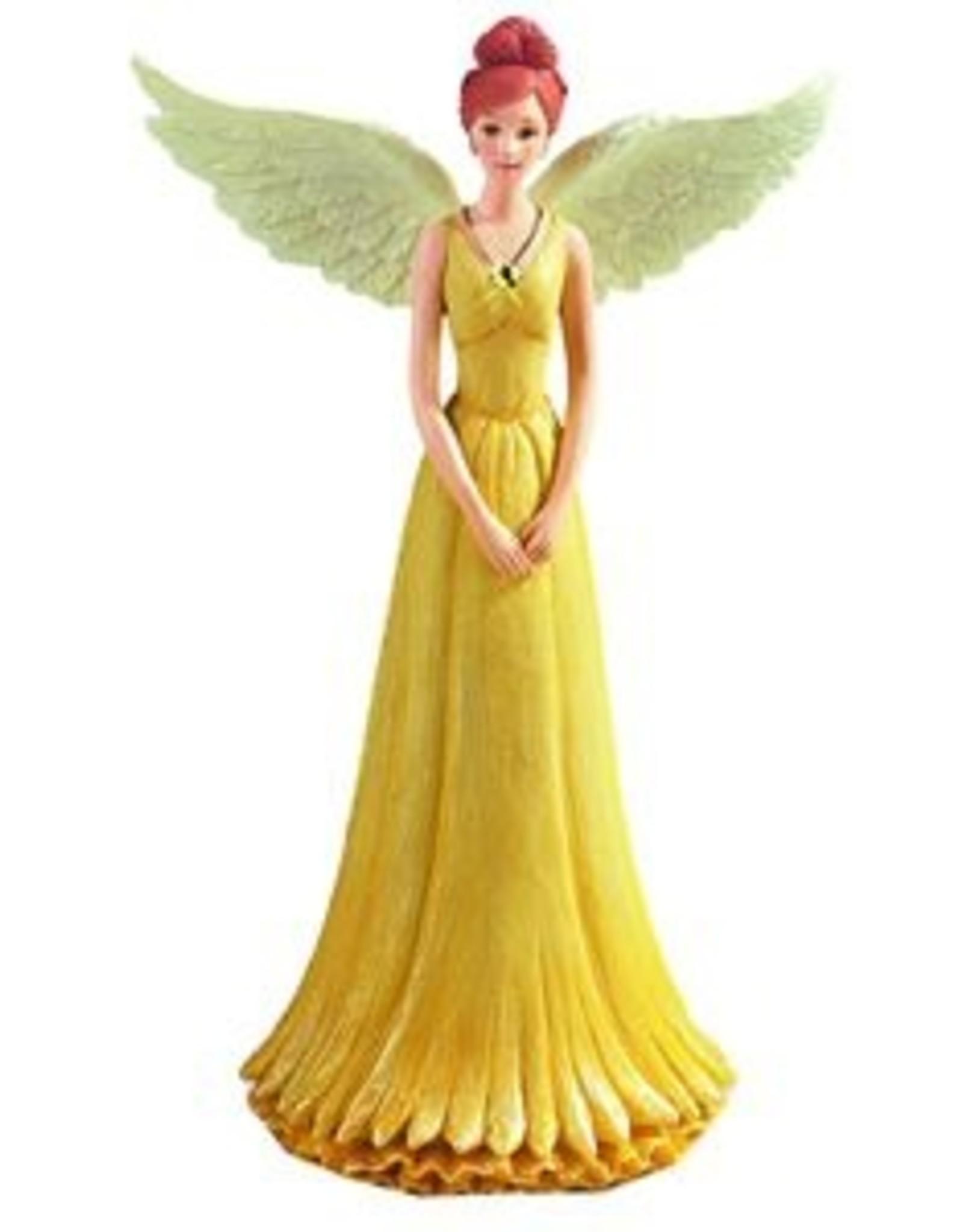 AUGUST ANGEL FIGURINE