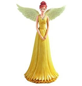 AUGUST ANGEL FIGURINE