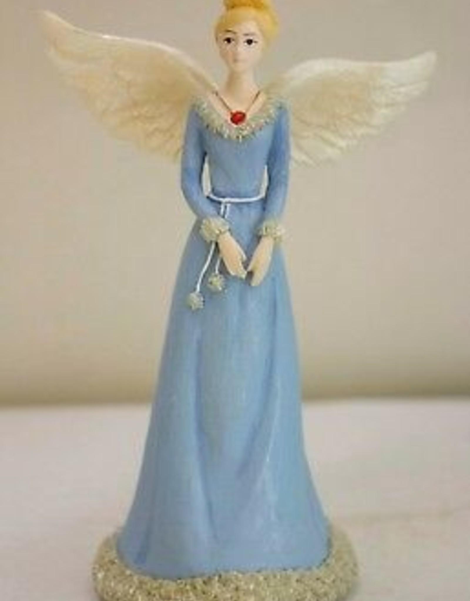 JANUARY ANGEL FIGURINE