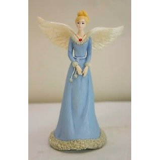 JANUARY ANGEL FIGURINE