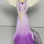 Angel Figurine February Birthstone