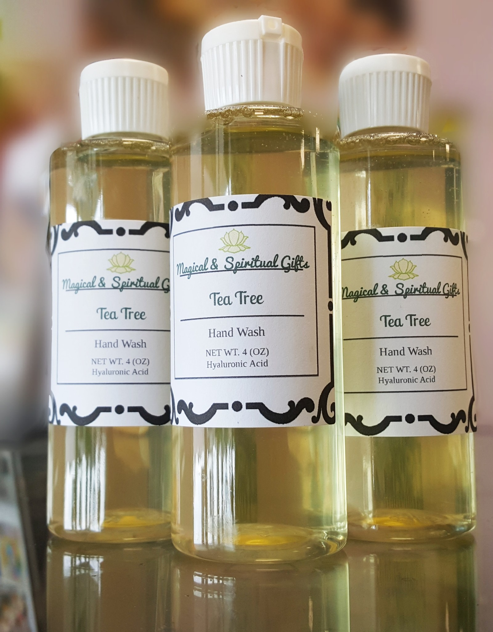 Tea Tree Hand Wash