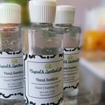 Hand Sanitizer-cleansing gel