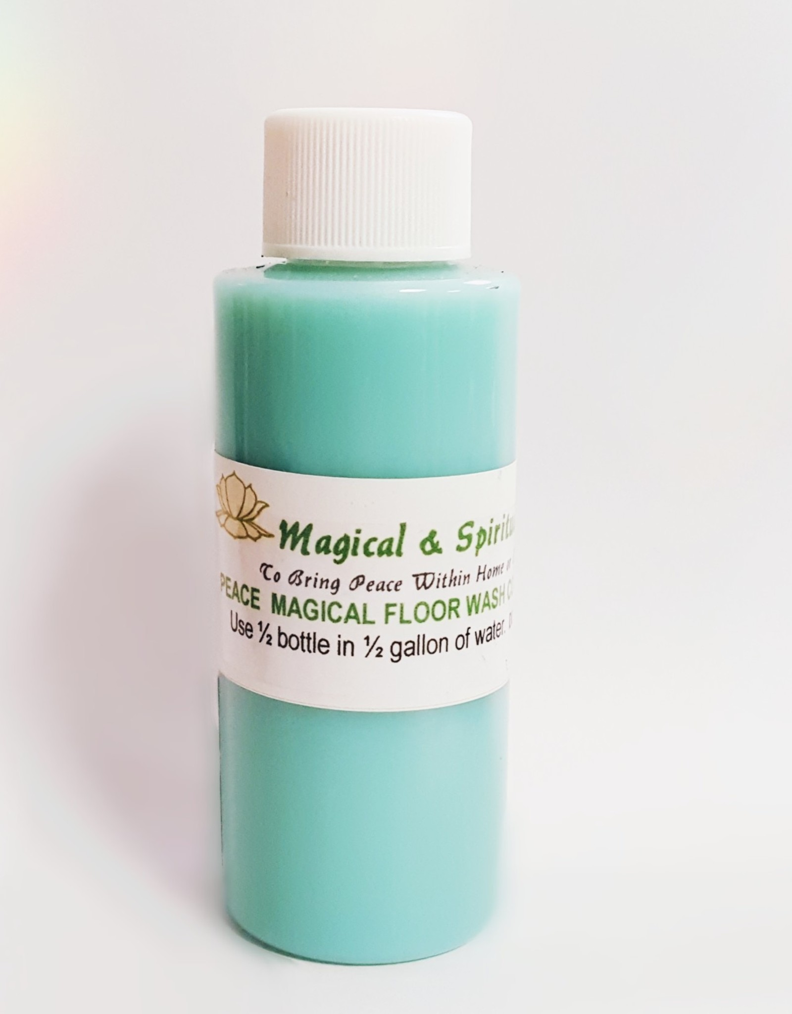 MAGICAL PEACE FLOOR WASH concentrated