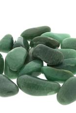 Green Adventurine Tumbled Stone-Med