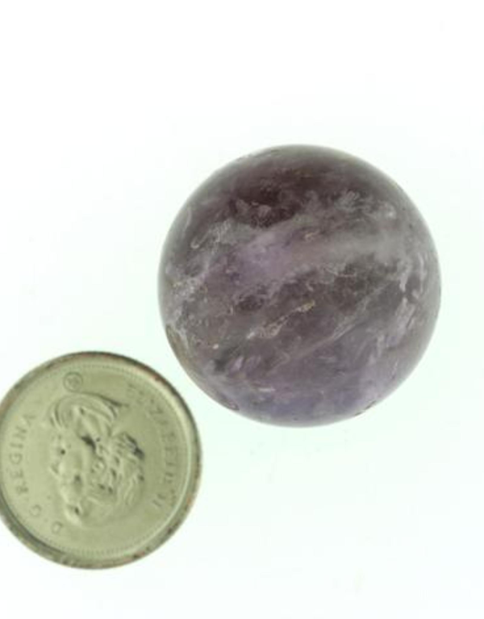 Amethyst Tiny Sphere Stone