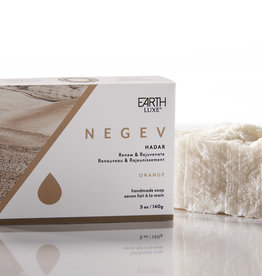 NEGEV: Renew & Rejuvenate (Orange) Soap