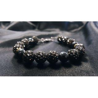 Shambala Bracele W/ Hemaite Beads