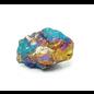 Chalcopyrite Chunk- A Grade Aka (peacock ore)