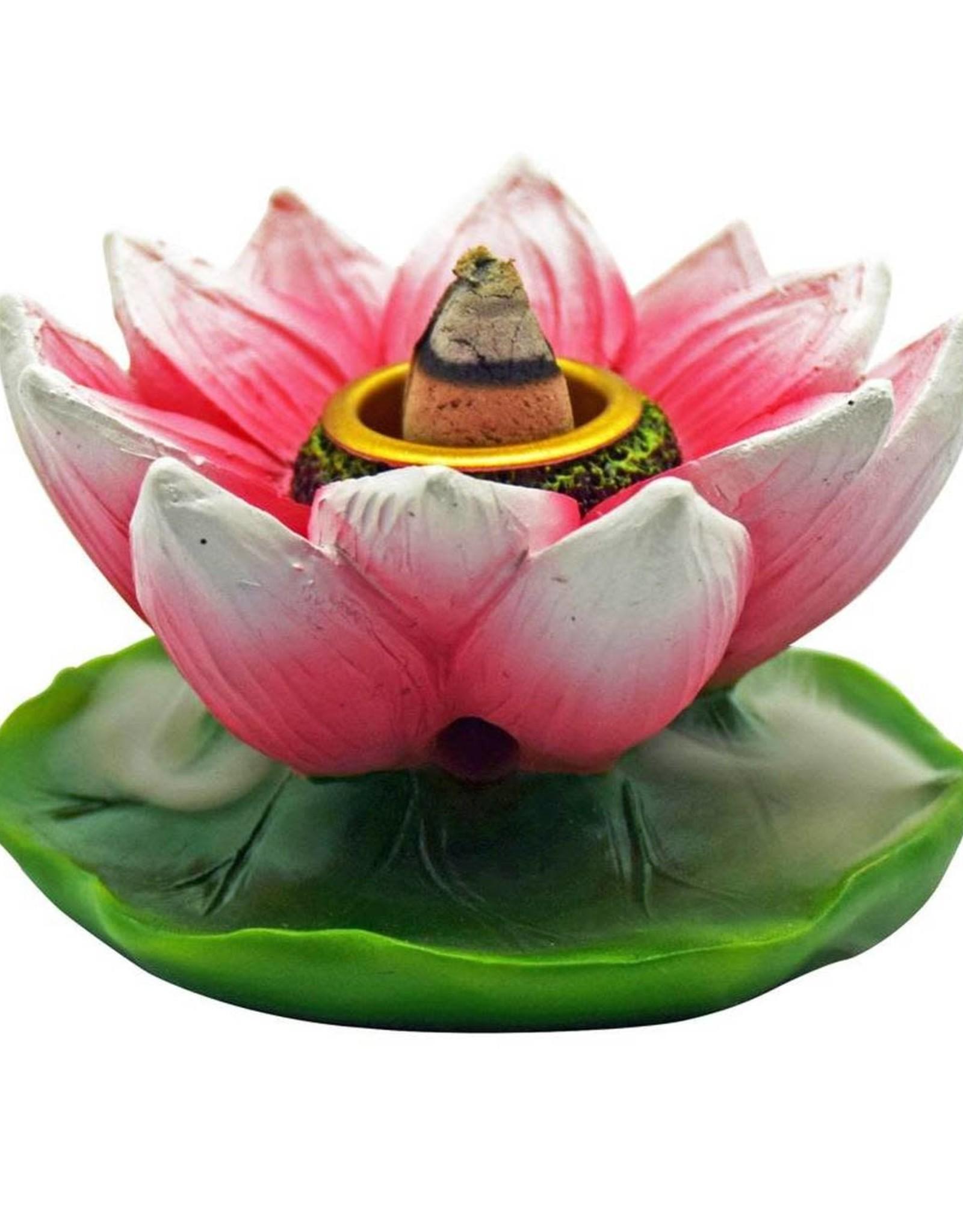 Mini Lotus Flower Incense Burner