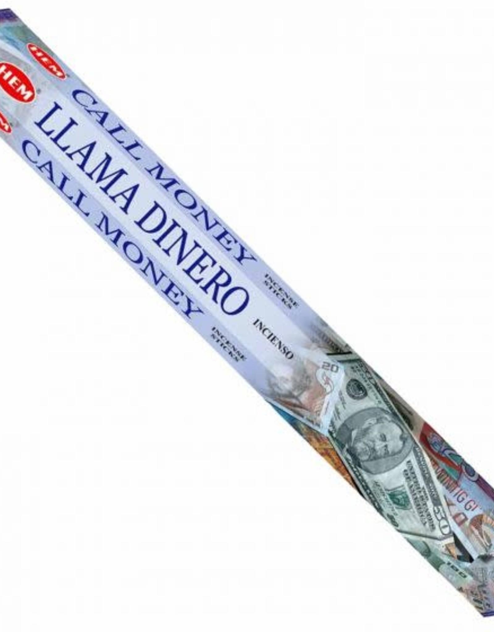 Call Money Incense Stick (Hem)