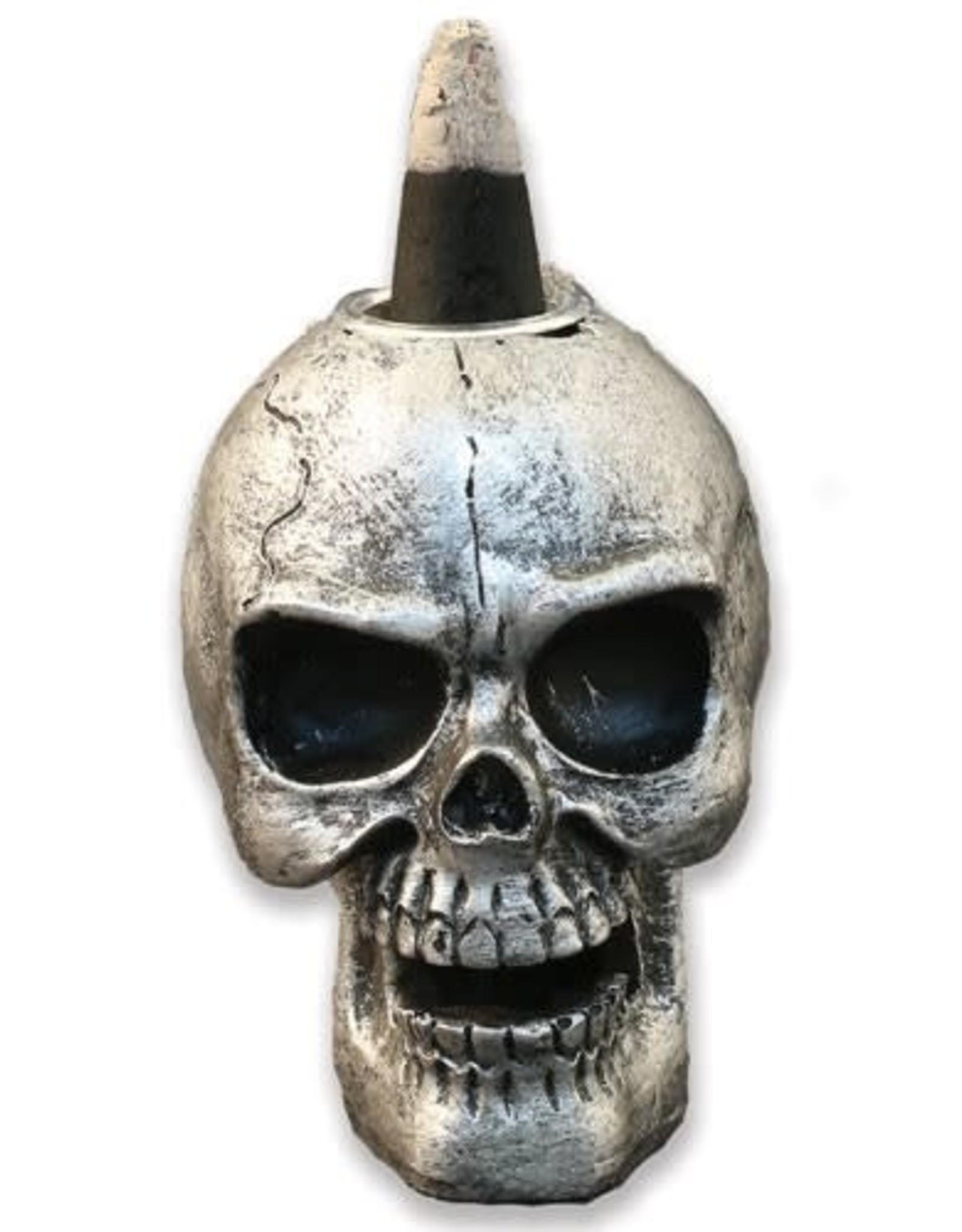 Mini Skull Incense Burner