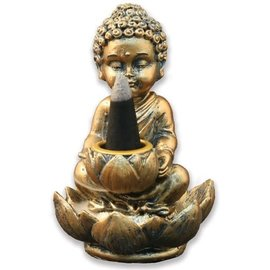 Mini Buddha Incense Burner