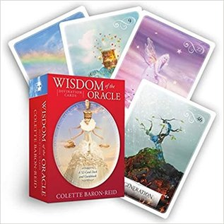 WISDOM OF THE ORACLE DIVISON CARDS
