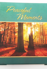 PEACEFUL MOMENTS BOOK