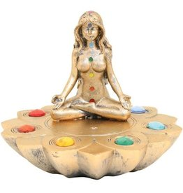Meditation  Plate Incense Burner