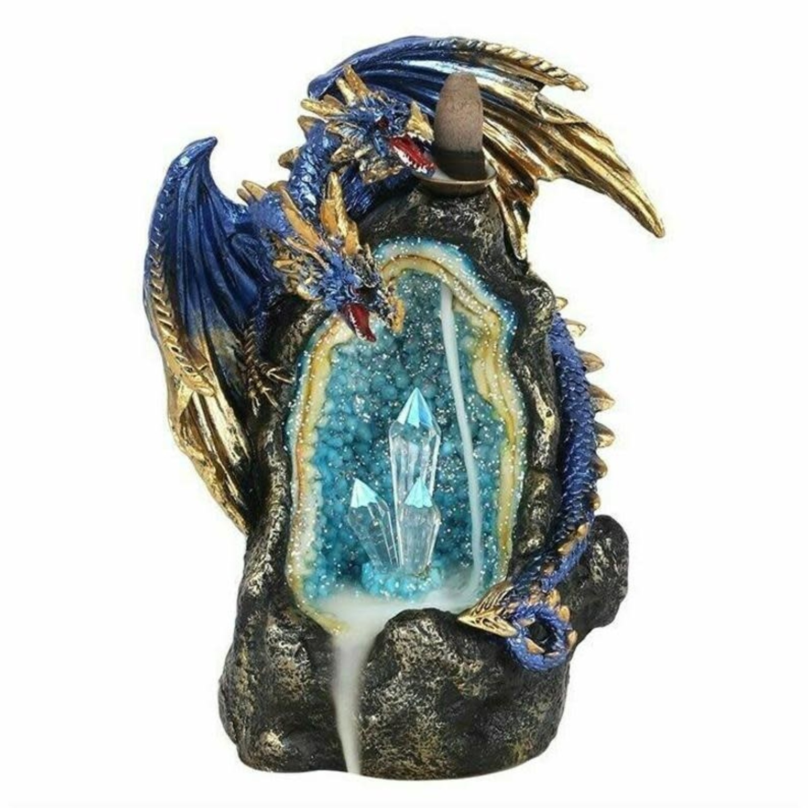 Backflow Burner Dragon