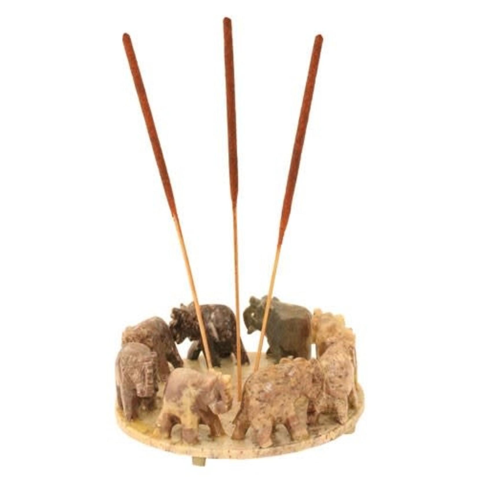 Soap Stone Incense Burner