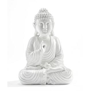 White Gutama Buddha