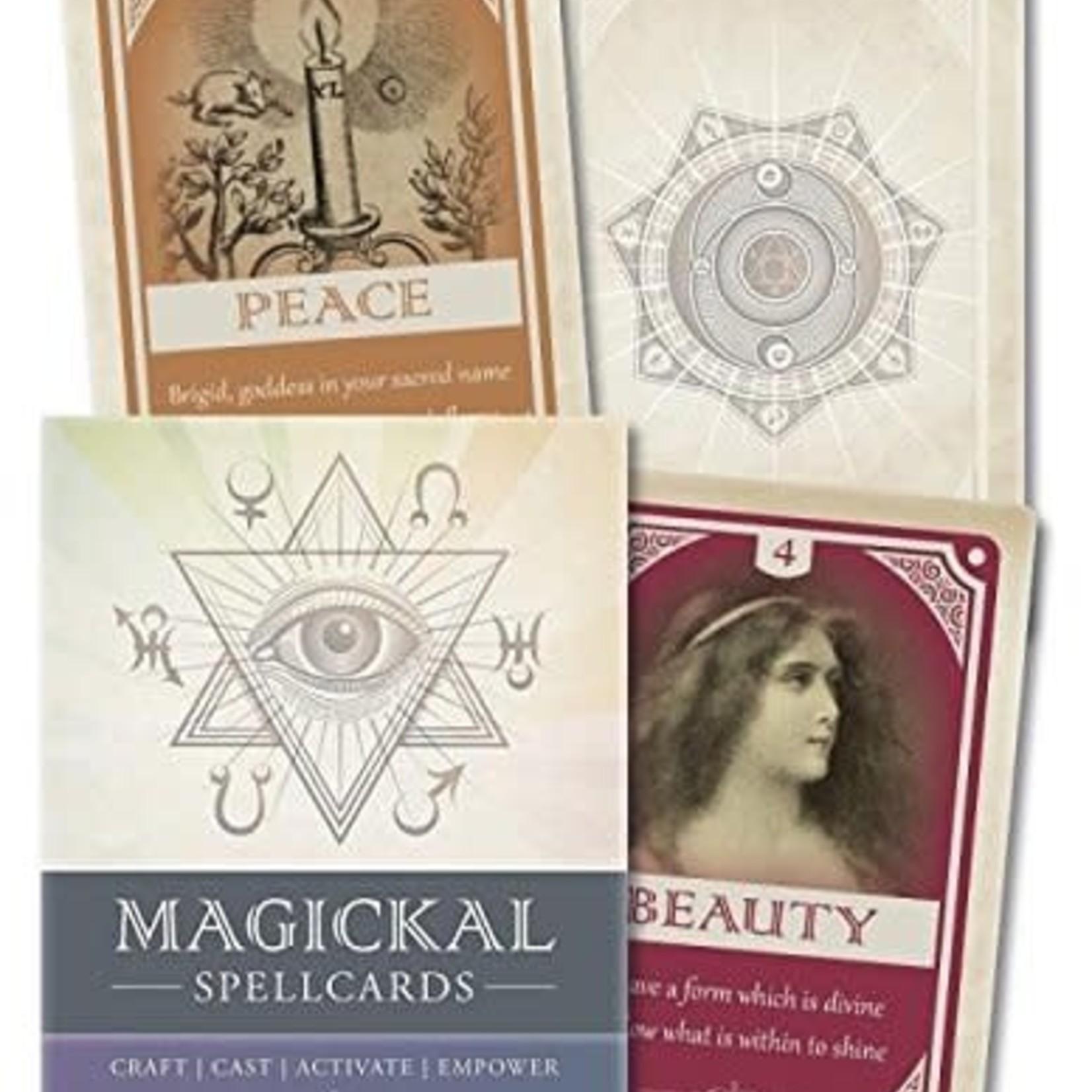 Magikal SpellCards