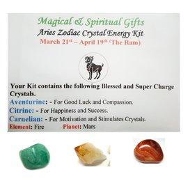 Aries Zodiac Kit