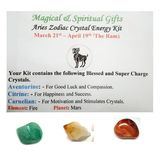 Aries Zodiac Kit