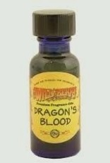 Dragon's Blood Fragrance Oil (Wild Berry)