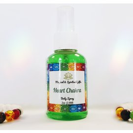 Heart Chakra- Body Spray