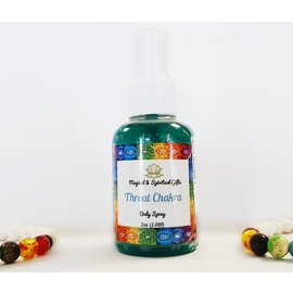 Throat Chakra- Body Spray