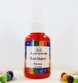 Root Chakra- Body Spray