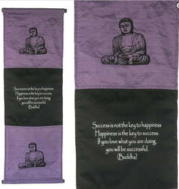 Buddha Key To Success Banner