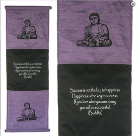 Buddha Key To Success Banner