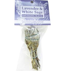 Lavender & White Sage Smudge Stick