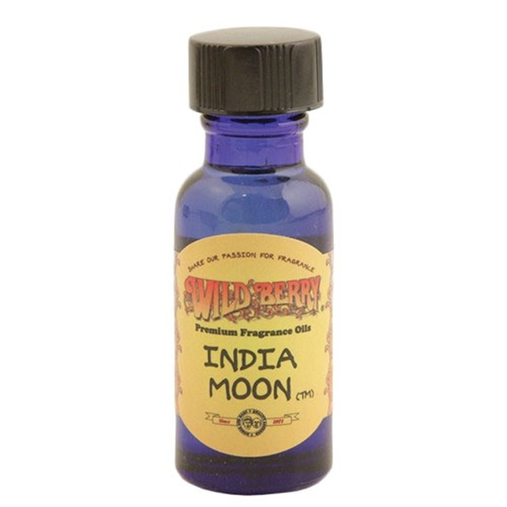 India Moon Fragrance Oil Wild Berry
