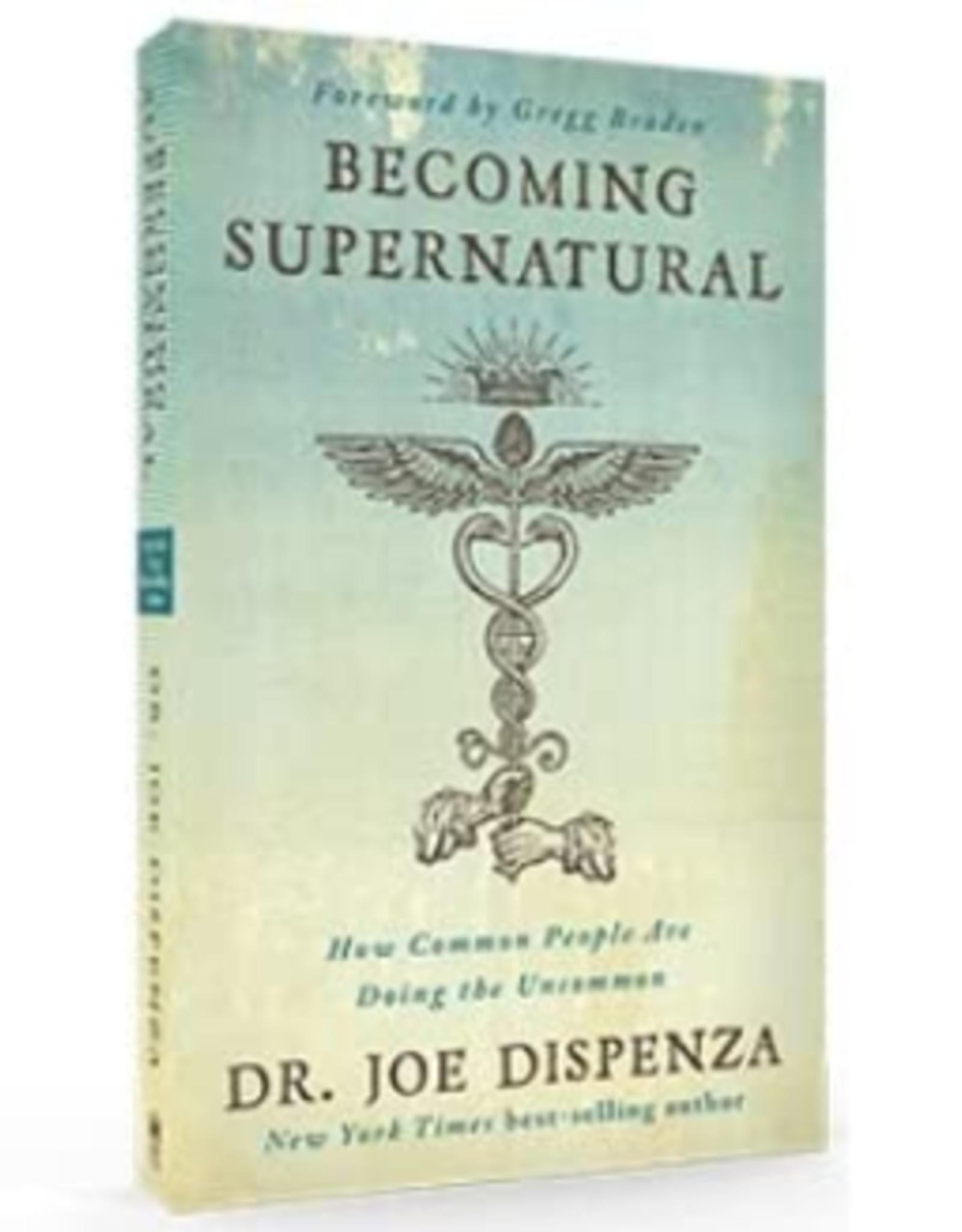 Becoming Supernatrual