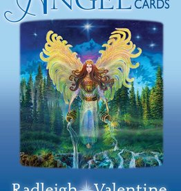 Angel Tarot Cards: A 78-Card Deck & Guidebook