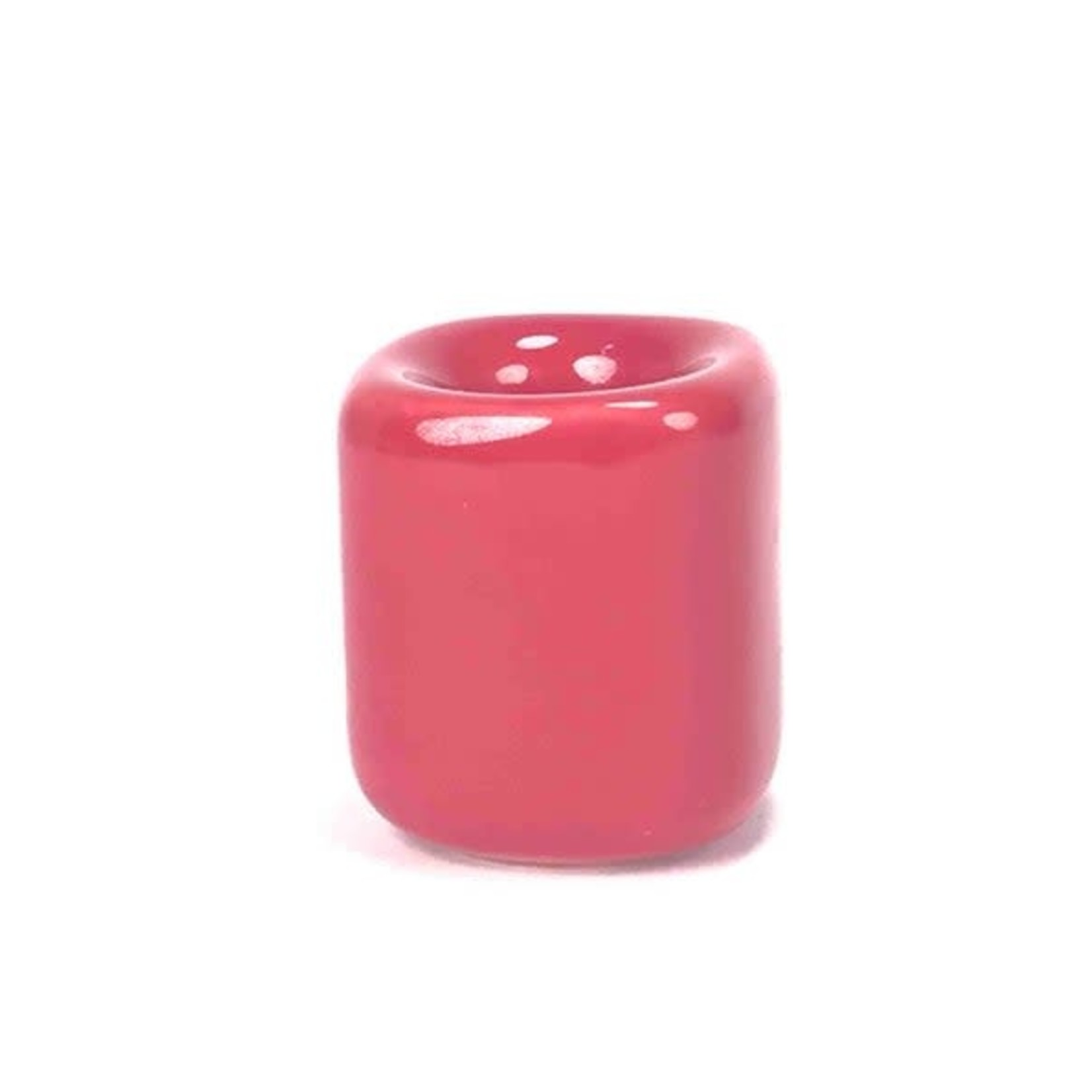 Holder  Chime Candle Red