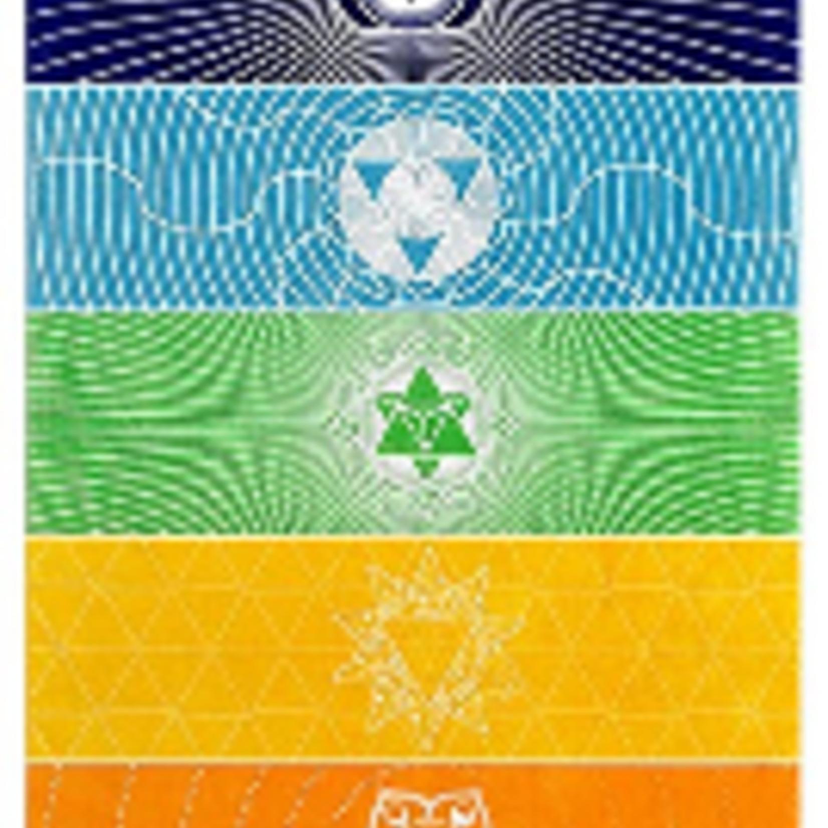 Chakra Rainbow   Yoga Mat (Thick)