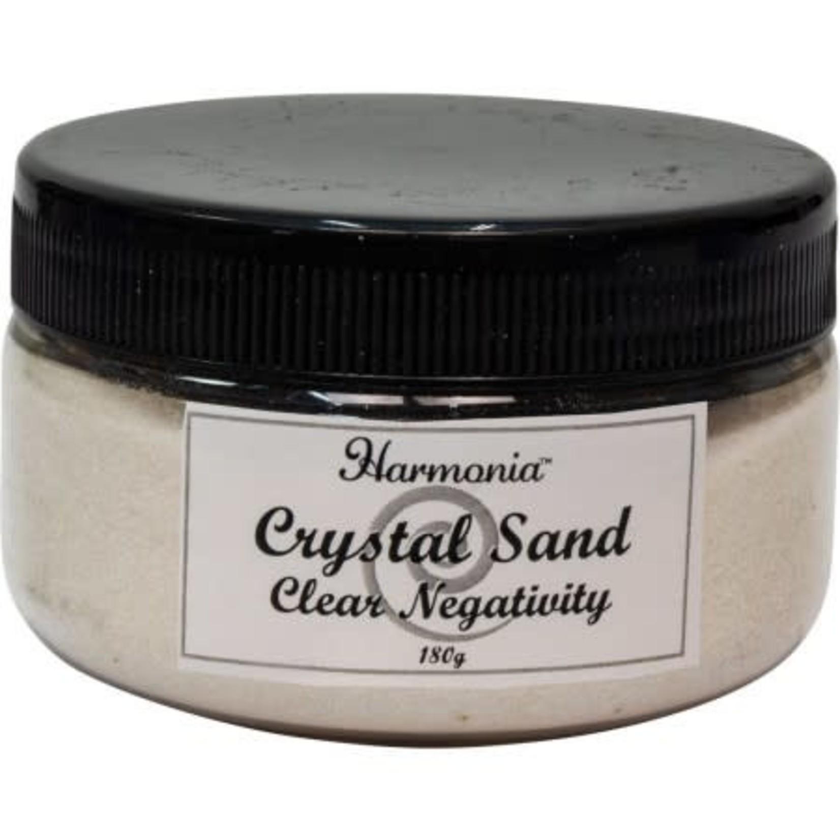 Crystal Sand Clear Quartz - Clear Negativity 180G