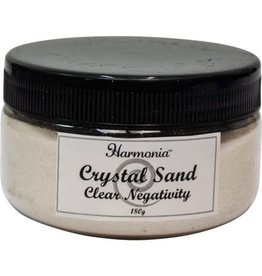Clear Quartz Sand- Clear Negativity