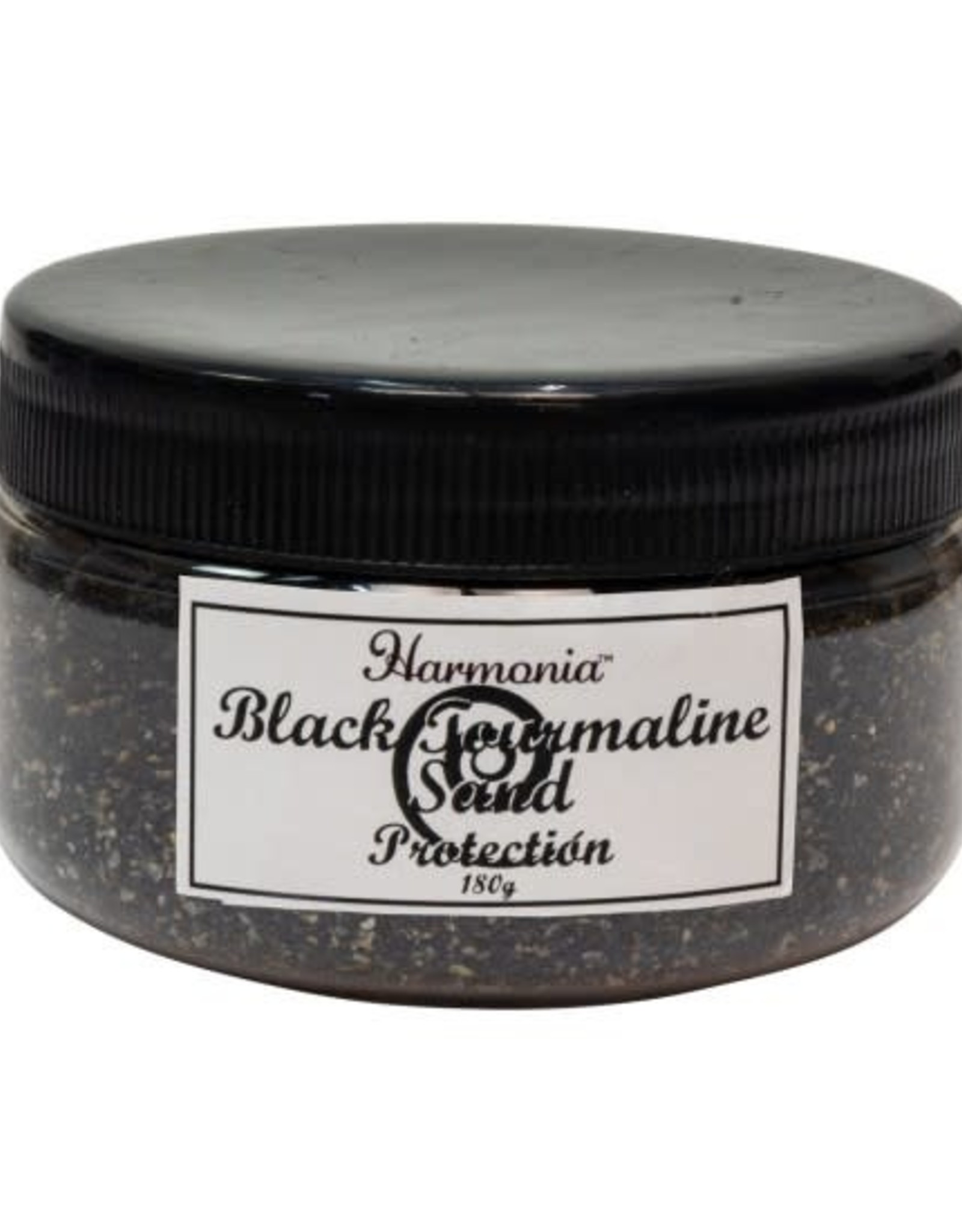 Black Tourmaline Crystal Sand- Protection