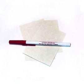 Blessed Parchment Paper w/ Doves Ink Pen
