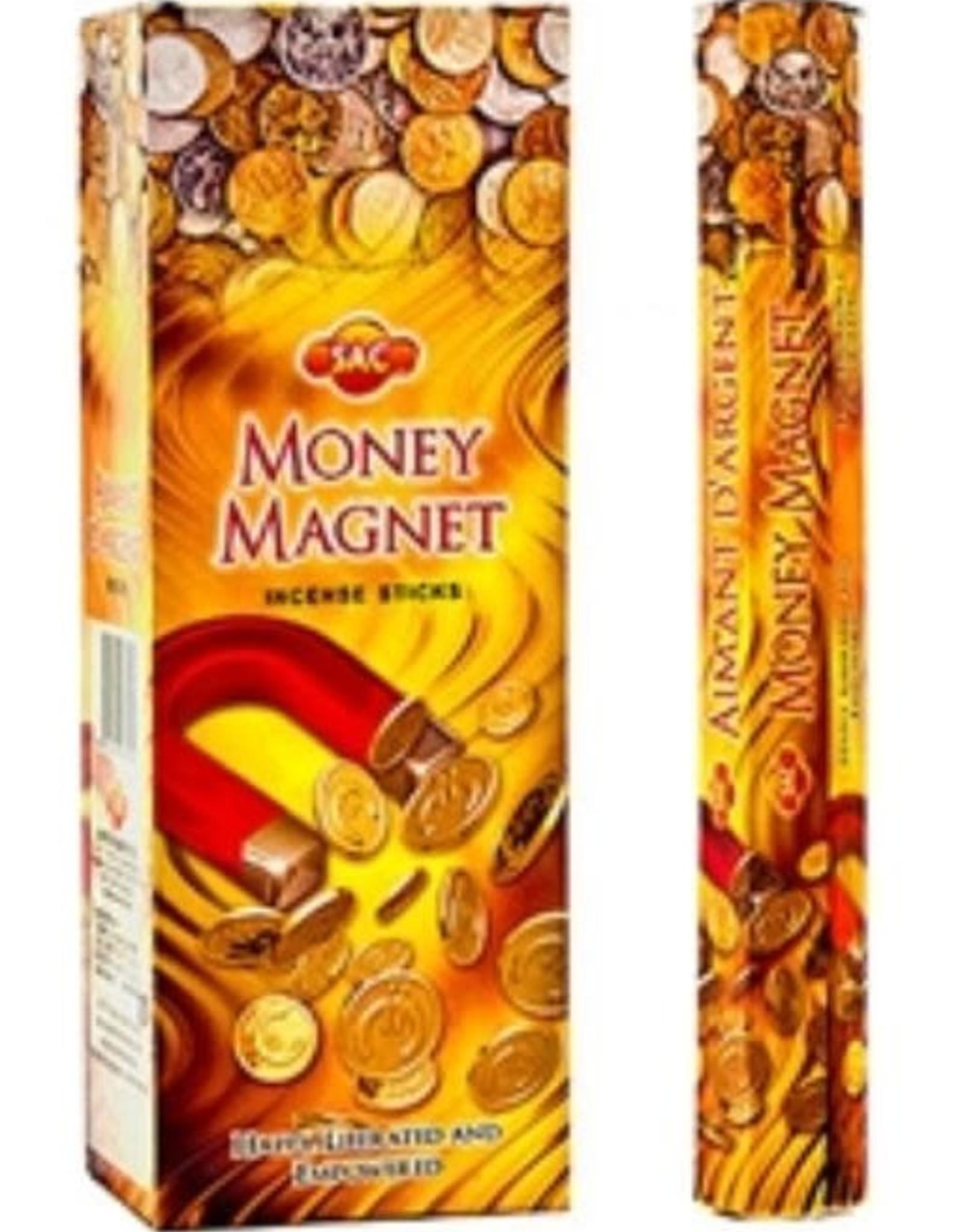 Money Magnet Incense SAC