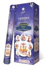 7 African Powers Incense (Flute)