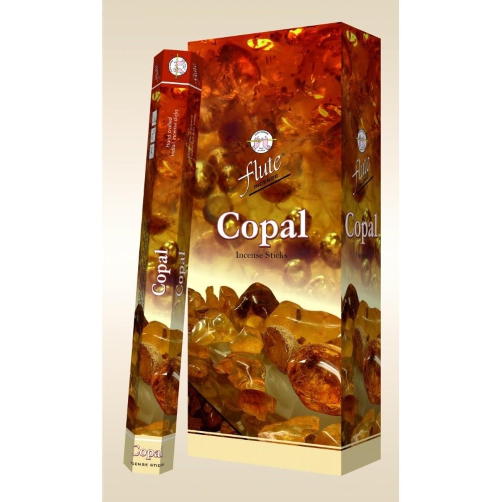 Copal Incense Sticks -Flute