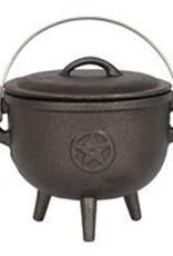 Cauldron Cast Iron Black