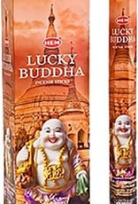 Lucky Buddha Incense (HEM)