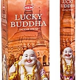Lucky Buddha Incense (HEM)